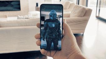 Google lança The Mandalorian em realidade aumentada para Android