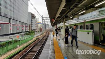 Panasonic cria aspirador para resgatar fones sem fio em estações de trem