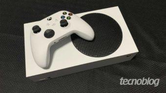 Xbox Series S: pequeno até demais e ideal para o formato digital