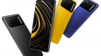 Xiaomi Poco M3 com bateria de 6.000 mAh é homologado na Anatel