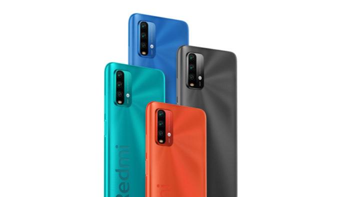 Redmi Note 9 4G (Imagem: Divulgação/Xiaomi)
