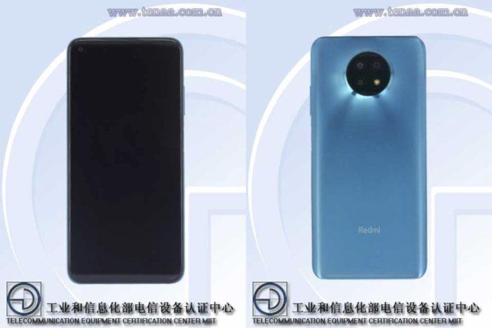 Possível Xiaomi Redmi Note 9 Pro 5G (Imagem: Reprodução/TENAA)