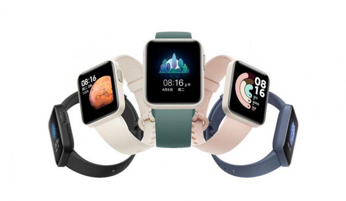 Redmi Watch (Imagem: Divulgação/Xiaomi)