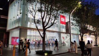 Xiaomi comemora 1.000ª Mi Store do mundo com brindes em lojas