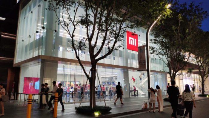Loja Xiaomi (Imagem: Divulgação/Xiaomi)