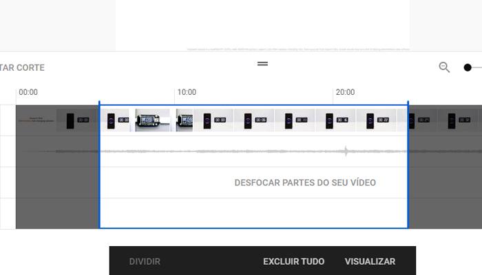 Como editar vídeos no YouTube (Imagem: Reprodução/YouTube)
