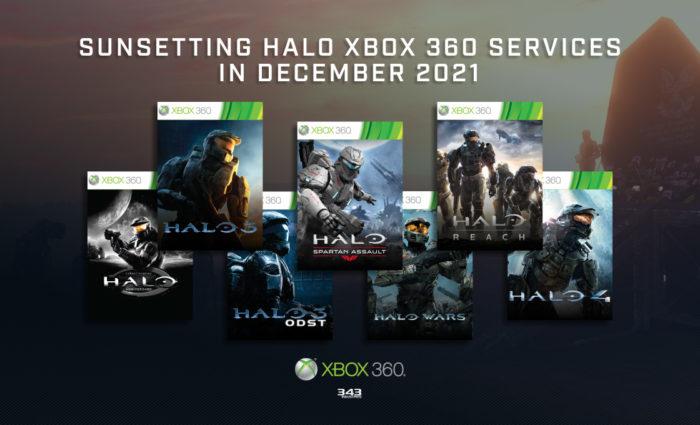 O adeus de Halo do Xbox 360 (Imagem: Divulgação/Microsoft)