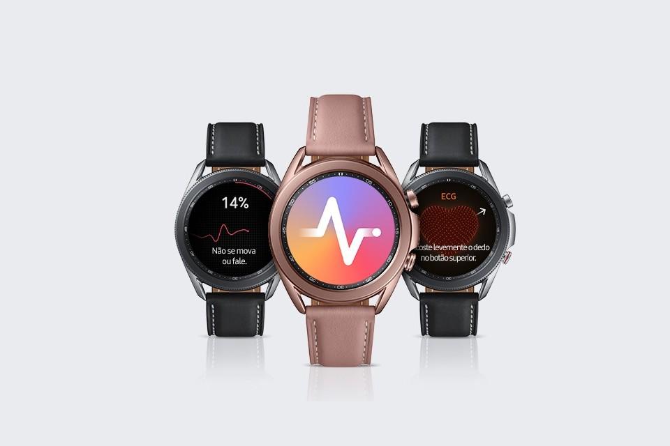 Samsung Smartwatches (Image: Press Release / Samsung)