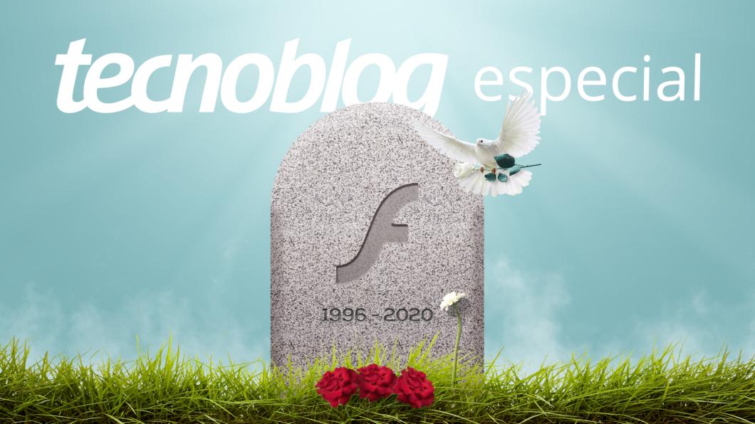 Adeus, Adobe Flash Player! (Imagem: Vitor Pádua/Tecnoblog)
