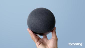Amazon Echo (4ª geração): Alexa, mais som e hub doméstico