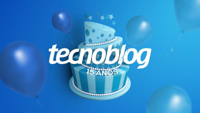 15 anos de Tecnoblog! (Imagem: Vitor Pádua / Tecnoblog)