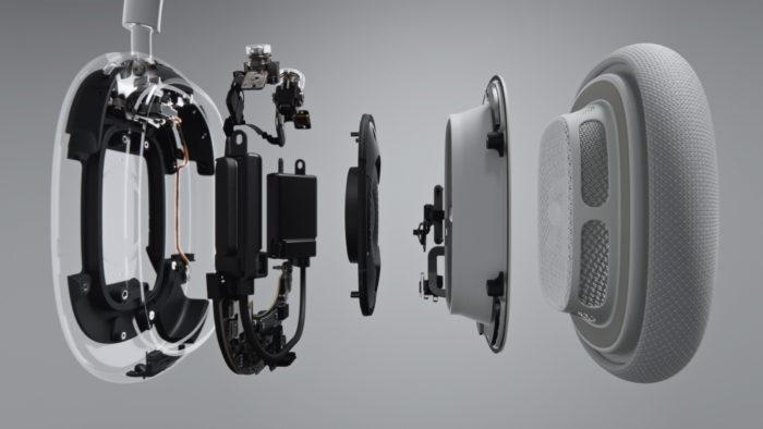 AirPods Max (Imagem: Divulgação/Apple)