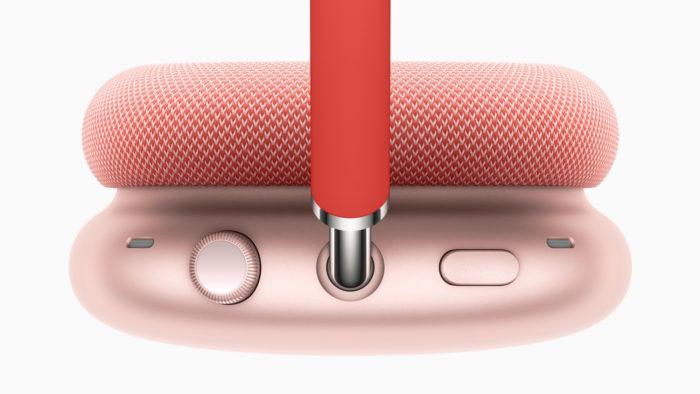 AirPods Max tem Digital Crown do Apple Watch (Imagem: Divulgação/Apple)