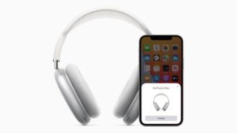 Apple anuncia fones AirPods Max com cancelamento de ruído