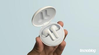 Fone Bluetooth LG Tone Free FN6: tecnologia autolimpante e som tímido