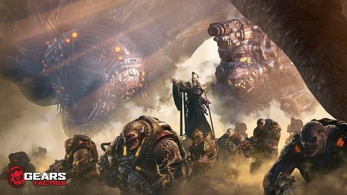 Gears Tactics é o novo game da franquia Gears of War (Imagem: Microsoft/Divulgação)