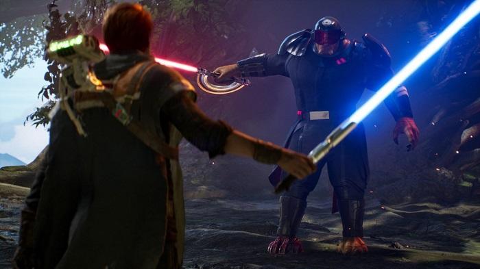 Star Wars Jedi: Fallen Order é o novo título de ação da franquia (Imagem: EA/Divulgação)