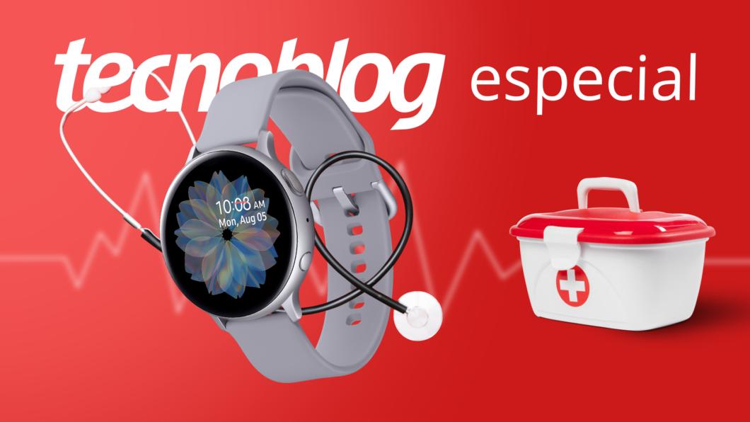 Médico 24h: como os relógios inteligentes podem salvar a sua vida (Imagem: Vitor Pádua/Tecnoblog)