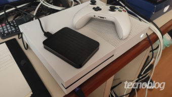 Como usar um HD externo no Xbox One