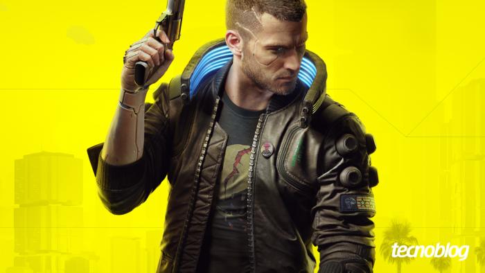 Cyberpunk 2077 saiu do ar na PS Store (Imagem: CDPR/Divulgação)