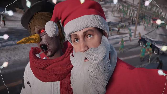 8 jogos que passam no Natal ou quase isso
