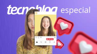 Dismorfia corporal: como os apps moldaram nossos rostos