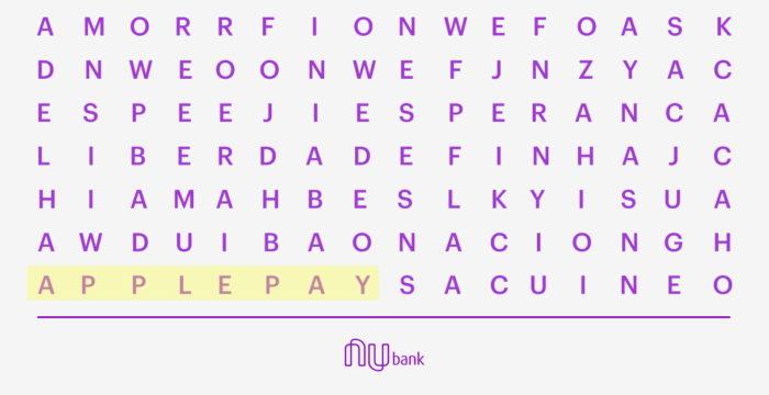 Nubank no Apple Pay? (Imagem: Reprodução/Twitter)