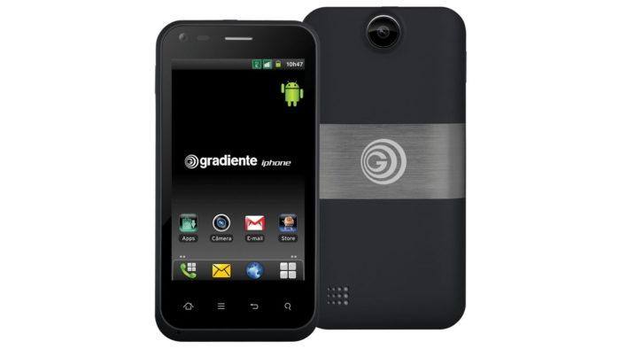 Gradiente Iphone Neo One (Image: Revealed)