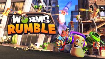 Guia de troféus de Worms Rumble