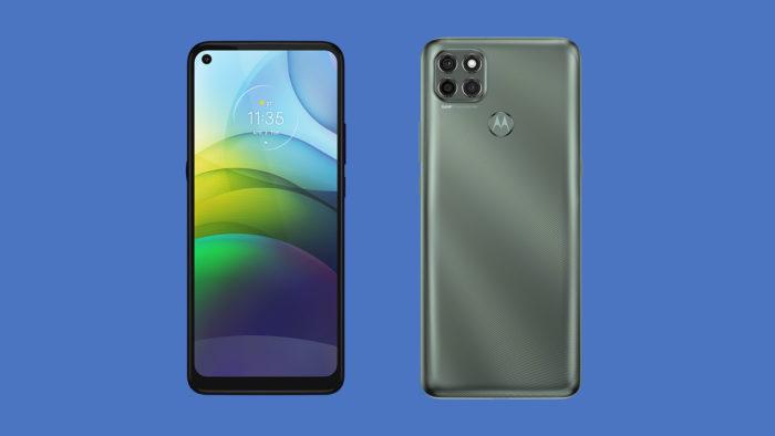 Motorola Moto G9 Power (Imagem: Divulgação/Motorola)