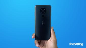 Nokia 5.3: avançou, mas nem tanto
