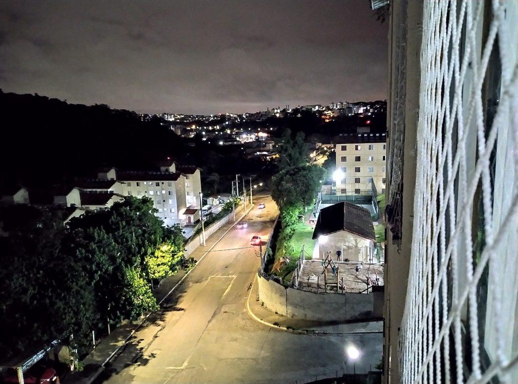 Foto tirada com a câmera principal no modo Noite do Nokia 5.3 (Imagem: Darlan Helder/Tecnoblog)