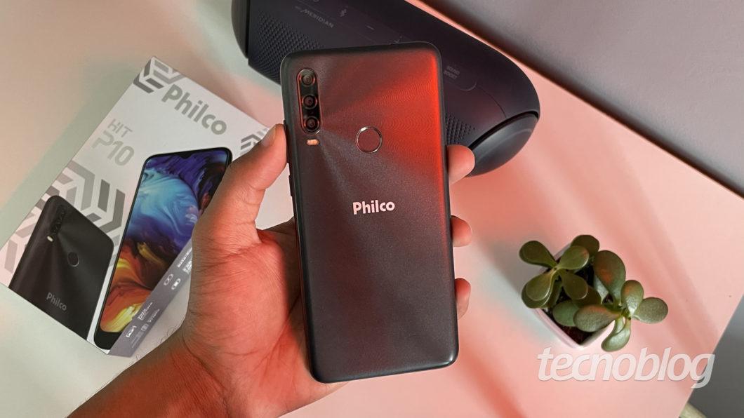 Philco Hit P10 (Imagem: Darlan Helder/Tecnoblog)