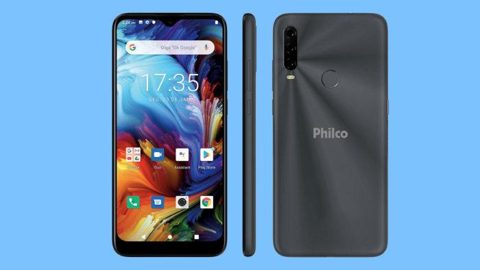 Philco HIT P10 (Imagem: Reprodução/Philco)
