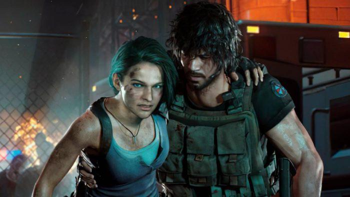 Resident Evil 3 é um dos jogos em promoção na PS Store (Imagem: Divulgação/Capcom)