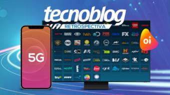 5 fatos sobre telecom em 2020: 5G, IPTV, venda da Oi Móvel e mais