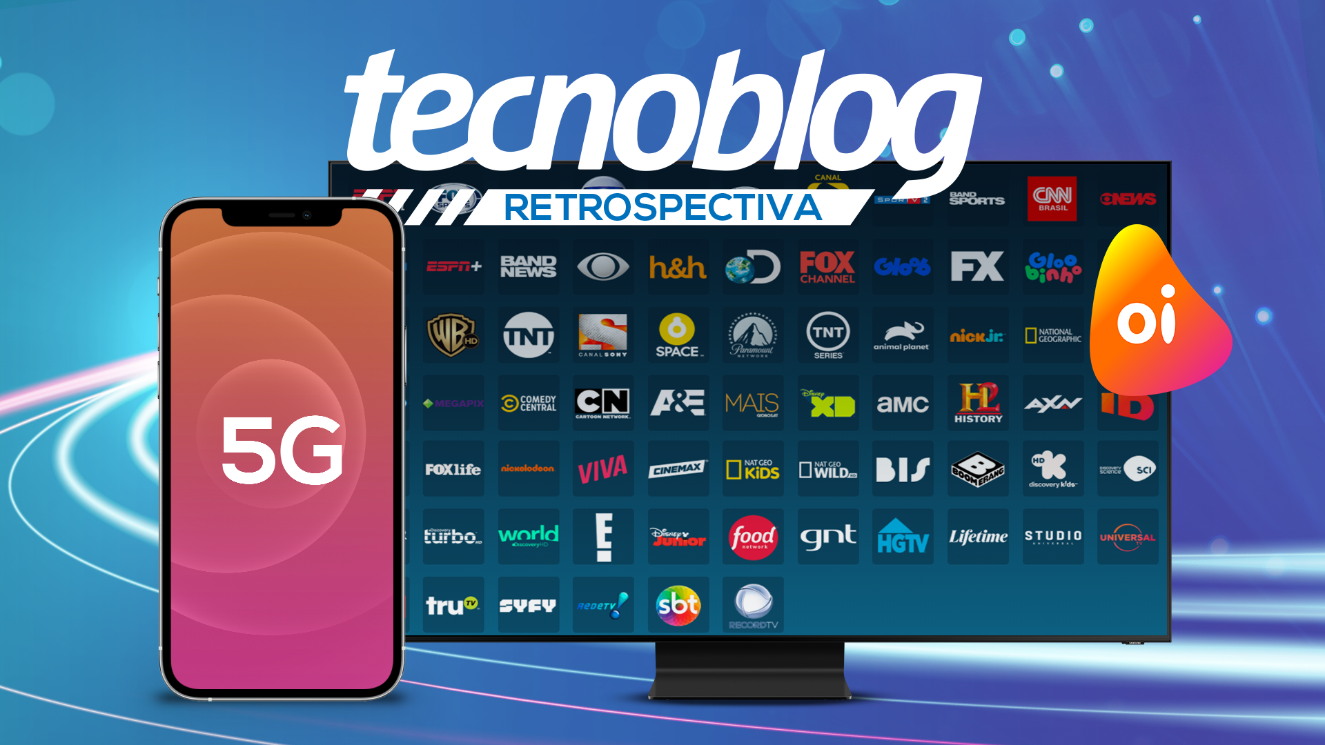 20 facts about telecom in 20 20G, IPTV, sale of Oi Mobile and ...