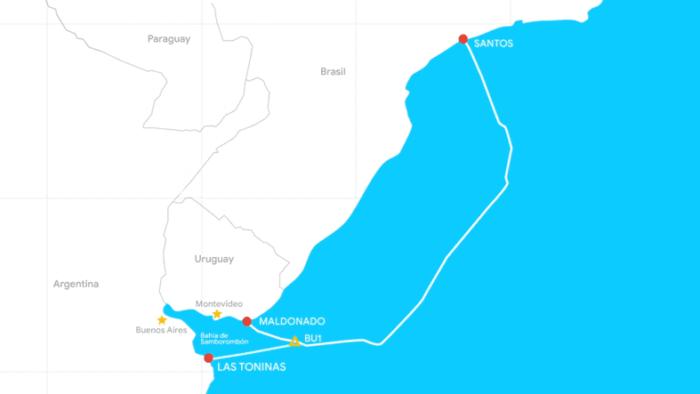 Tannat links Brazil, Argentina and Uruguay (Image: Disclosure / Google)