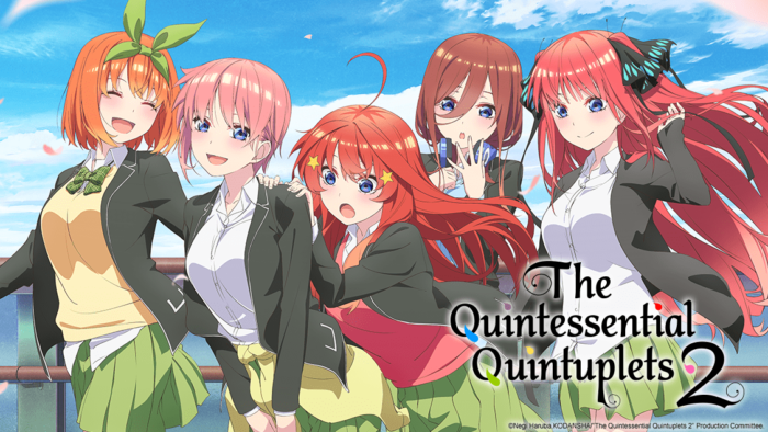 The Quintessential Quintuplets S2 - 16x9