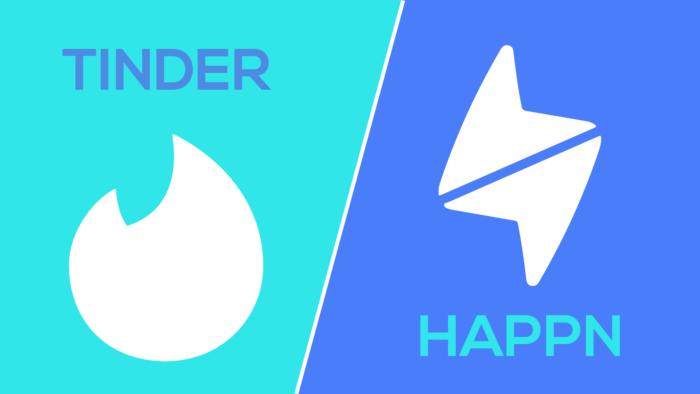 Tinder ou Happn? (Imagem: Tecnoblog)