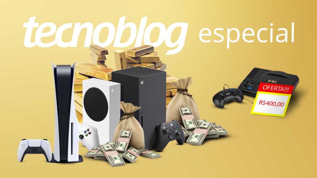 Videogames novos são caros demais, mas há alternativas para se divertir? (Imagem: Vitor Pádua/Tecnoblog)