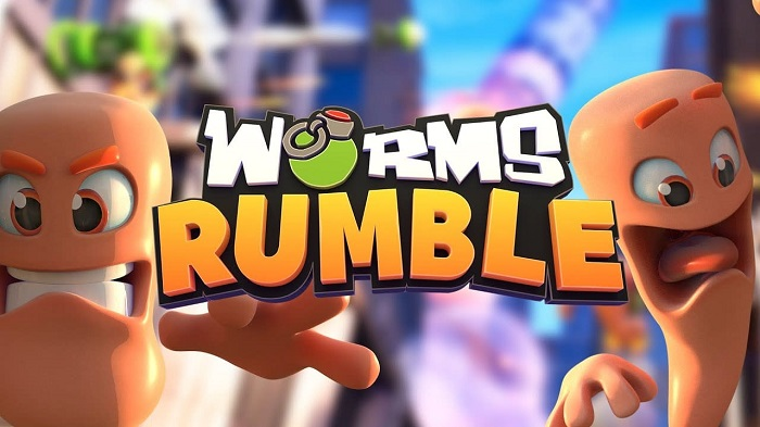 Novo jogo da série Worms (Imagem: team17/Divulgação)