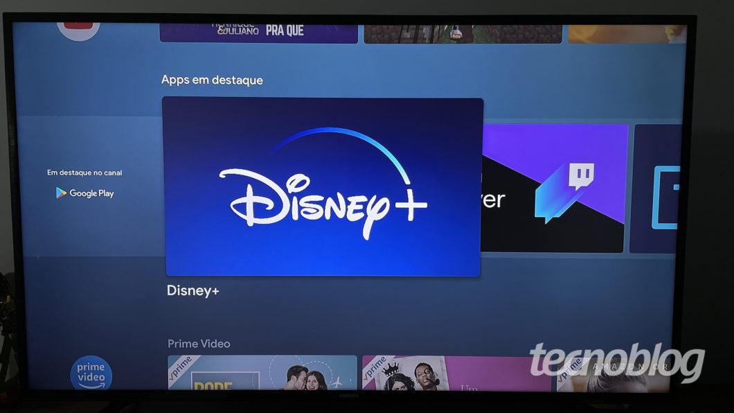 Xiaomi Mi TV Stick (Imagem: Darlan Helder/Tecnoblog)