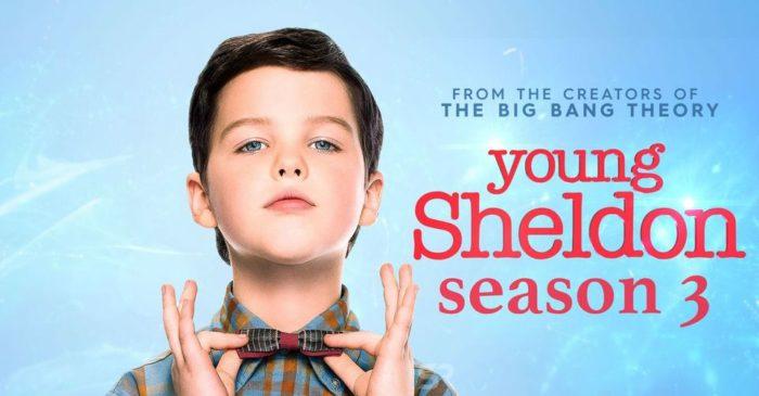 Terceira temporada de Young Sheldon (Imagem: Divulgação/CBS)