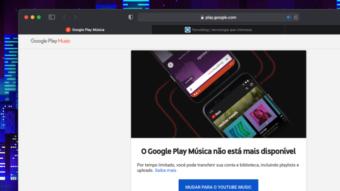Google encerra apps e site do Play Música ao redor do mundo