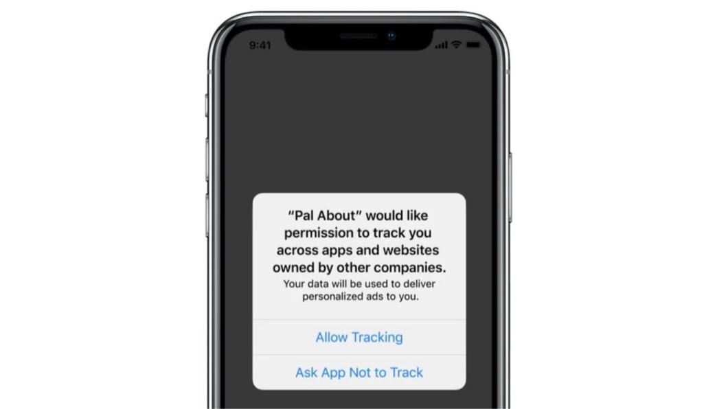 هشدار رازداری iOS
