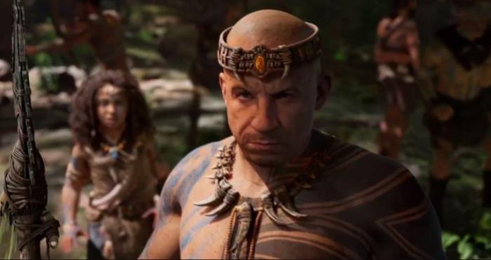 Vin Diesel estrela Ark 2 como brasileiro (Imagem: Studio Wildcard/Divulgação)