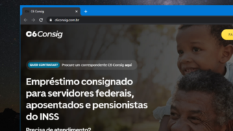 C6 Bank é barrado pela Senacon de vender empréstimo consignado