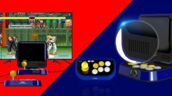 Capcom vai lançar mini-fliperama com tela embutida e 10 jogos