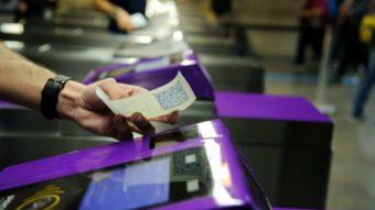 Trem e metrô de SP começam a migrar para bilhete em QR Code